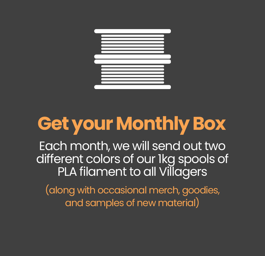 Get your Monthly Box - Box